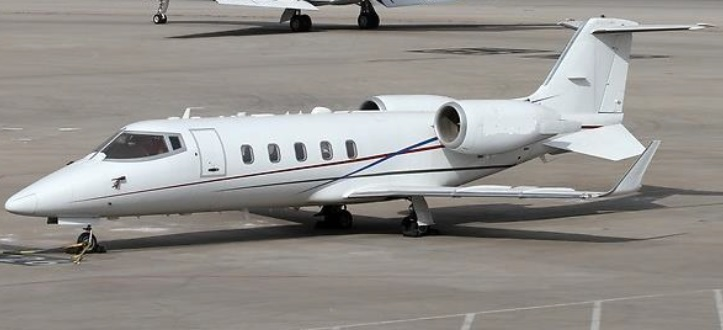 2011_Learjet_ 60XR